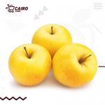 التفاح الاصفر مستورد